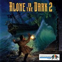 Alone in the Dark 2 - Version française - PC Cd-Rom