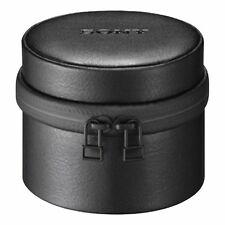 Borse e custodie nero Sony in pelle per fotocamere e videocamere