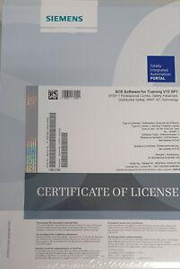NEU Siemens 6ES7822-1AA03-4YA5 SIMATIC STEP 7 PROFESSIONAL Training V13