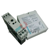 New Siemens LED 24 VDC/AC/200 3RP1525-1AP30 Time Delay Relay Timer 1 Changeover