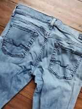 7 Seven For All Mankind Roxanne Skinny Womens Jeans Size 28  EUC!!