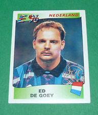 N°94 DE GOEY NEDERLAND PAYS-BAS PANINI FOOTBALL UEFA EURO 96 EUROPE EUROPA 1996