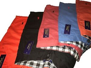 Original Polo Ralph Lauren Men's Classic  Chino Shorts STOCK CLEARANCE ALL SIZE