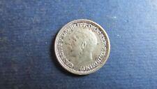 Großbritannien Threepence 1936 Silber in ss+ (238)