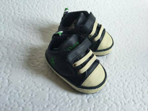 NWOT Baby Boys Ralph Lauren Shoes trainers UK 1.5, (3-6 months)  2.5 (6 to 9 mo)