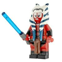 Custom SHAAK TI Minifigure with Arealight Customs and Lego parts NEW