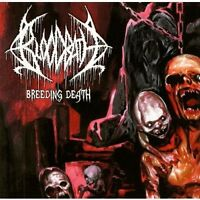 "BLOODBATH ""BREEDING DEATH"" CD REMASTERED NEUWARE"