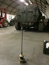 Clansman antenna 2m whip section upper section only