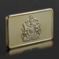 Queen Elizabeth II Commemorative Coin Collection Gift Souvenir Art Metal Antiqu
