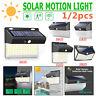 118-262 LED Solar Luz de pared Movimiento Sensor 3 modos Exterior Jardín Lámpara