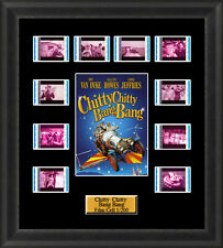 Chitty Chitty Bang Bang (1968) Film Cell Memorabilia FilmCells Movie Cell