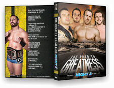 Official ROH Ring of Honor - The Road To Greatness: Night 2 2013 Event DVD