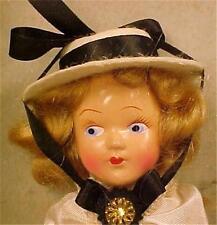 Virga Gibson Girl Doll 473 in Original Box Beehler Arts Vintage Never Removed