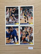 NBA UPPER DECK #94 Base Indiana Pacers 1992 1993