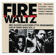 MAL WALDRON - FIRE WALTZ /ERIC DOLPHY & BOOKER LITTLE REMEMBERED VOL 2 /LIKE NEW