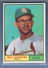 1961 Topps #32 Ray Sadecki VG-EX     GO100