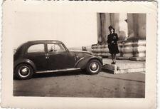 #AUTO D'EPOCA E PESONAGGI- FOTO PRIVATA ...1950