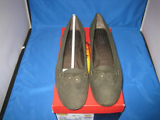 Talbots Women Shoe - Size 11 M - DEEP PINE GREEN