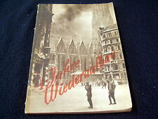 ÖSTERREICH~4 JAHRE WIEDERAUFBAU~AUSTRIA~1949~OLD ADVERTS