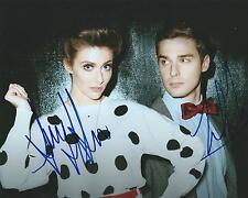 **GFA Brokenhearted *KARMIN* Signed 8x10 Photo K3 COA**