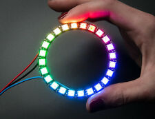 Adafruit NeoPixel Ring - 24 x WS2812 5050 RGB LED with Integrated Drivers