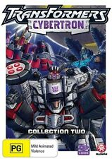 Transformers Cybertron : Collection 2 (DVD, 2014, 4-Disc Set)-REGION 4