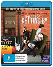 The Art Of Getting By - Blu-Ray LIKE NEW - Freddie Highmore Emma Roberts