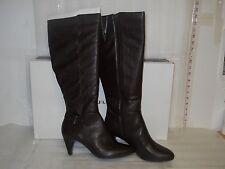Alfani New Womens Jeanna Dark Brown Boots 9.5 M Shoes NWB