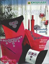 AT HOME WITH NEEDLEWORK ~ JANUARY 2008 - Issue 7 - Zweigart