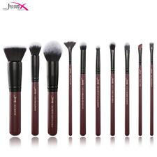 Jessup Makeup Bürsten 10 Stücke Bürste Concealer Eyeliner Pinsel Kosmetikbürste