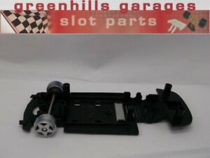 Greenhills Scalextric Holden V8 Commodore chassis Plate with Rear Wheels and ...
