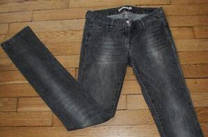 KOOKAI Jeans pour Femme W 27 - L 34 Taille Fr 36  (Réf #V036)