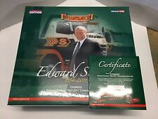 Corgi CC99203 Eddie Stobart 1954-2011 Commemorative Set 2000 of 2000