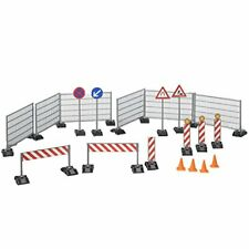 Bruder 62007 - Signs Jobs Road SCALE 1:16