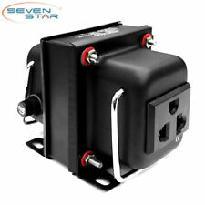 SevenStar Thg-100 Watt 220V to 110V Step-Down Voltage Converter Transformer