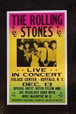 The Rolling Stones Poster 1965 Buffalo NY Palace Center