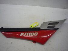 YAMAHA 84 85 FJ 1100 FJ1100 RIGHT SIDE COVER PLASTIC PANEL FAIRING COWL OEM RED