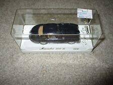 Solido Mercedes 300 SL 300SL Black #4509 Die-Cast NIP See My Store