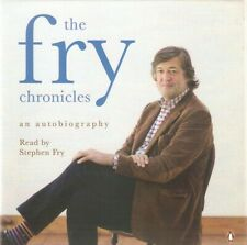 Stephen Fry - The Fry Chronicles (11xCD A/Book 2010) Unabridged