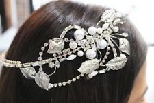 $299 Mimco New Head Over Heels Fascinator Headband Hair Band Holder Wedding