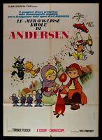 Poster Die Wunderbaren Märchen Von Andersen Toei Company T.Flasch 1968 M69