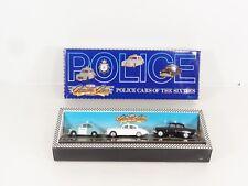 Corgi Classic Cars Police Cars of the Sixties Set of 3 Item D75/1