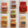 Yankee Candle Easy Clean Wax Tarts/Melts FREE POST