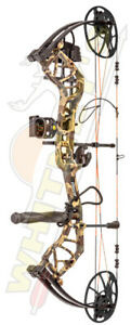 Fred Bear Archery Legit Bow RTH RH 10-70# Fred Bear Classic Camo - AV13A210F7R