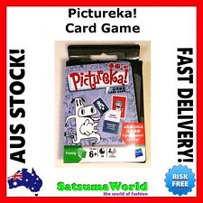 Pictureka! Card Game new sealed family fun 6 years Hasbro English Chinese