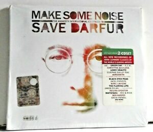 MAKE SOME NOISE  - The Amnesty International Campaign To Save  (CD /Digisleeve)