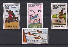 Nigeria 1980 Olympic Games Boxing , etc  V / Fine MNH