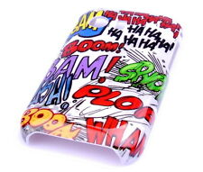 Schutzhülle f Samsung Galaxy Y S5360 Tasche Case Cover Etui Comic Crash BooM