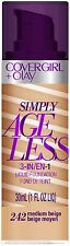 COVERGIRL Olay Simply Ageless 3 in 1 Foundation 30ml Cgosaf-242 242 Medium Beige