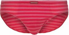 Bruno Banani Men's X-Mas Party Sports Brief Underwear Red Striped Cotton